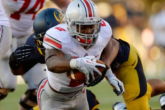 Ohio State vs. Northwestern: Live Game Grades and Analysis for the Buckeyes