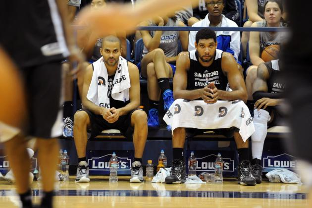 How Much Longer Is San Antonio Spurs' Title Window Open?