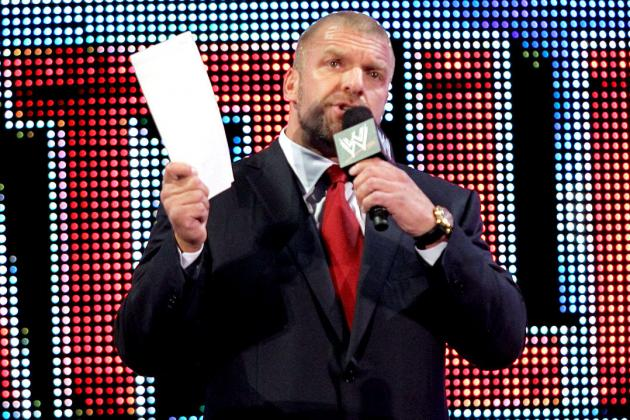 WWE Has Turned Triple H into a Cartoon Villain with Big Show Storyline