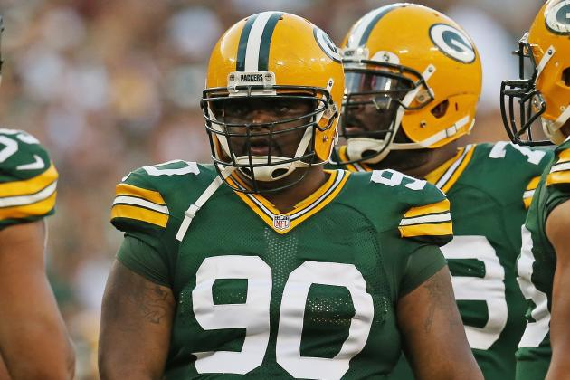 B.J. Raji Is OK with Reduced Role