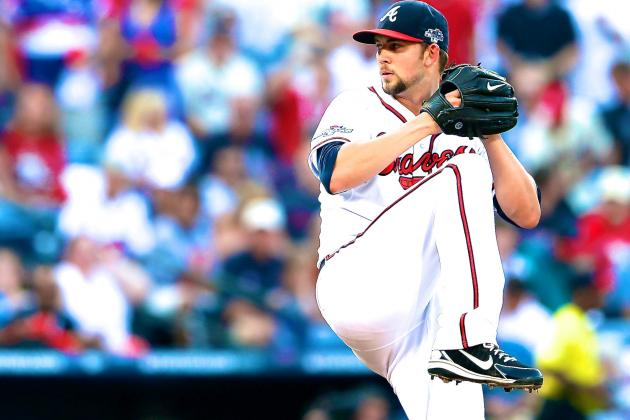 Mike Minor Delivers Major Performance in First-Ever Postseason Start