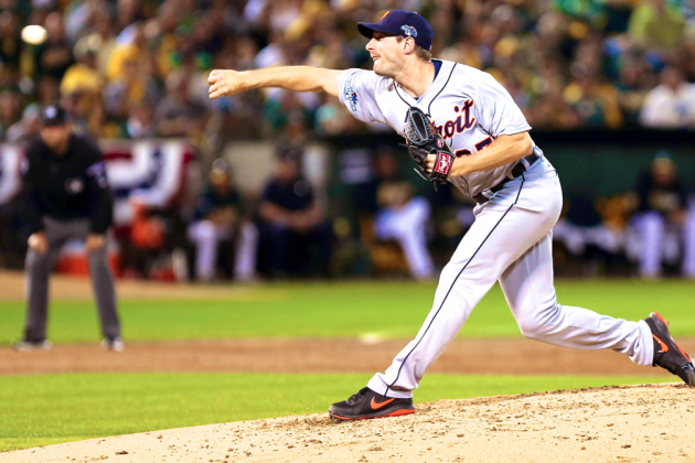 Tigers vs. A's: Score, Grades and Analysis for ALDS Game 1