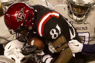 With Lockett Out, SDSU's Other WRs Step Up