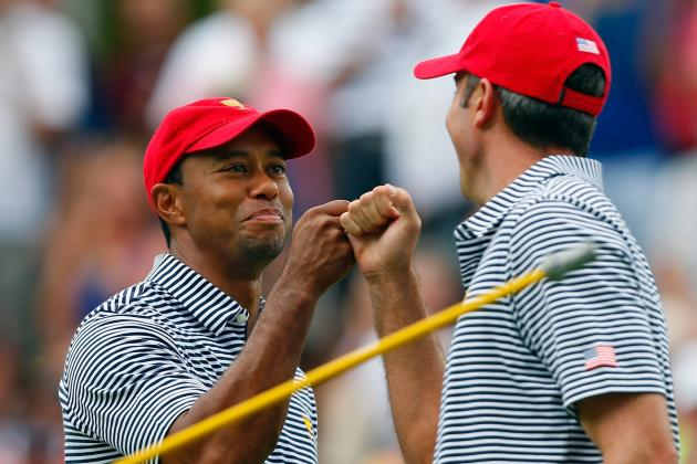Presidents Cup 2013 Tee Times: Pairings and Predictions for Saturday