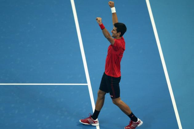 Djokovic, Nadal to Vie for Beijing Crown