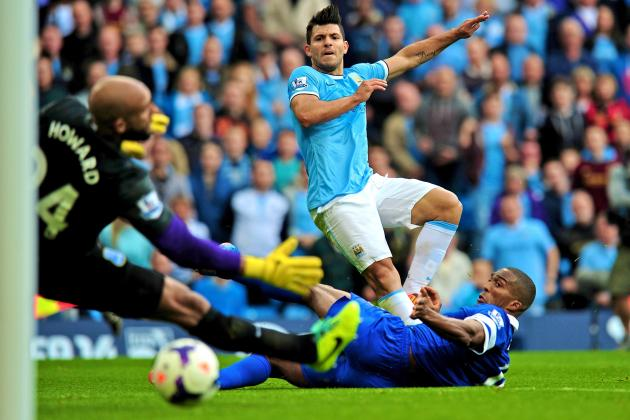 Manchester City vs. Everton: Premier League Live Score, Highlights, Recap