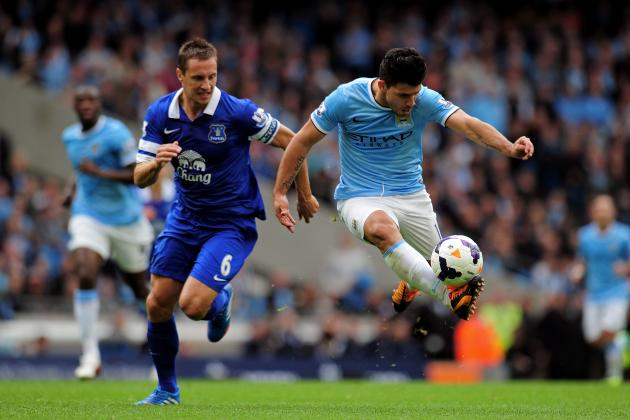 Analyzing Sergio Aguero's Performance vs. Everton