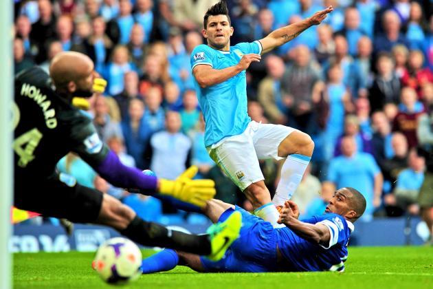 Manchester City vs. Everton: Premier League Live Score, Highlights, Recap