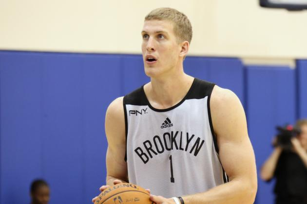 Nets GM: Rookie Mason Plumlee Likley to Spend Time in D-League
