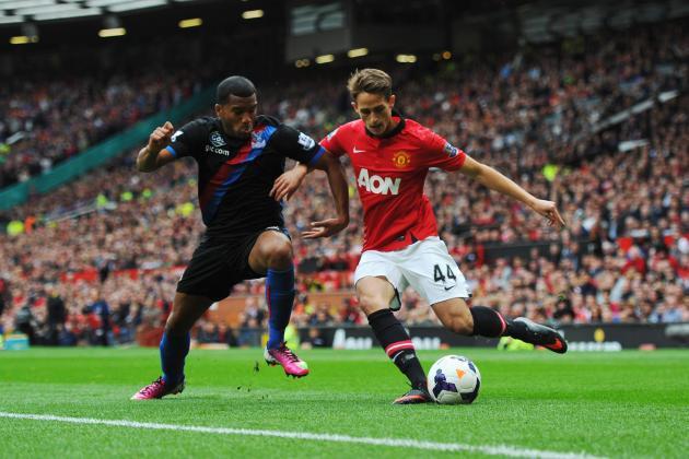 Full Scouting Report for Adnan Januzaj After Manchester United Start
