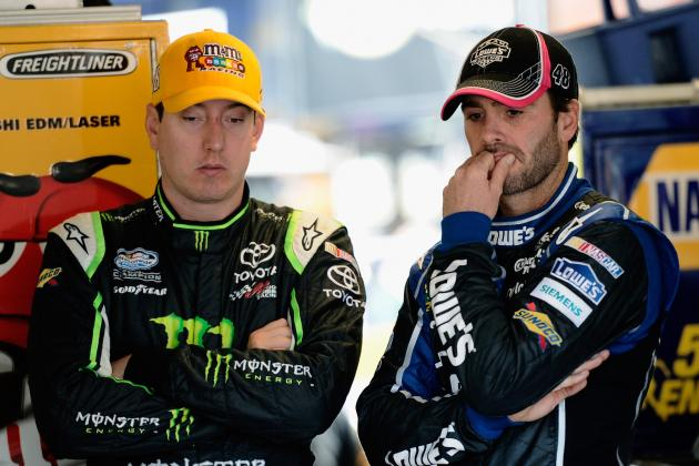 Busch Brothers Going to Backup Cars After Practice Crashes