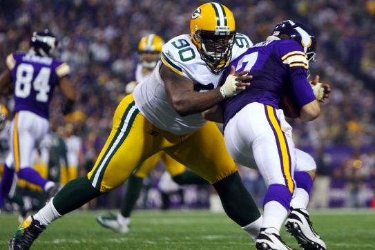 Packers DL B.J. Raji OK with Reduced Defensive Role