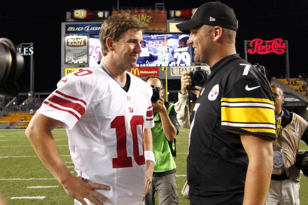 Pittsburgh Steelers or New York Giants: Who's in the Playoffs