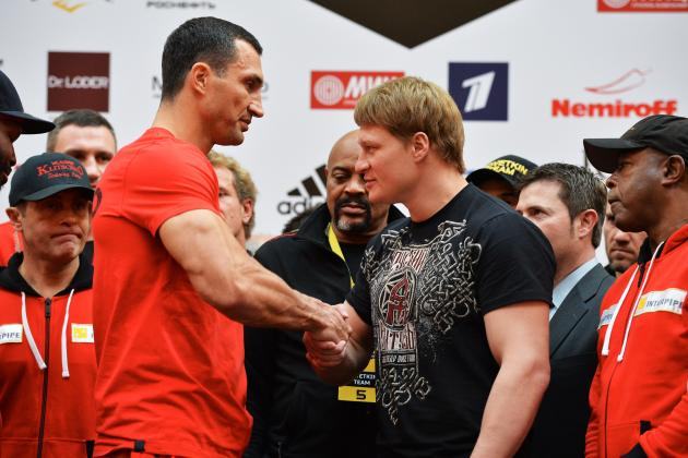Wladimir Klitschko vs. Alexander Povetkin Not Worth Watching