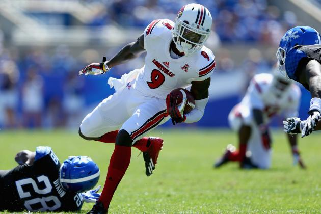 DeVante Parker Injury: Updates on Louisville Star's Shoulder, Likely Return Date
