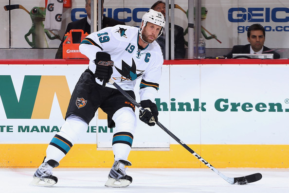 San Jose Is the Best Place for Joe Thornton to Succeed