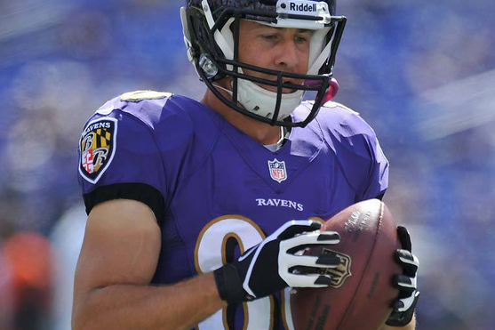Ravens Cut Brandon Stokley, Re-Sign Billy Bajema