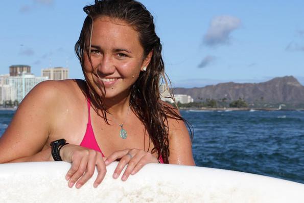 Carissa Moore Wins 2013 ASP World Title
