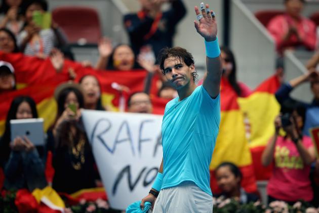 Rafael Nadal and Novak Djokovic Speak Several Ways About the No. 1 Ranking