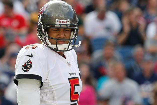 Josh Freeman's Top Landing Destinations After Release by Tampa Bay Buccaneers