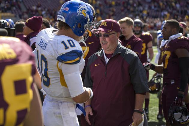 Jerry Kill: Continuity in Staff Allows Minnesota to Work Through Coach's Issues