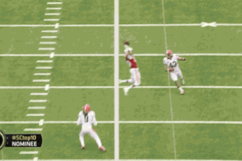 Nebraska vs. Illinois: Kenny Bell Hauls in Fantastic One-Handed Touchdown Grab
