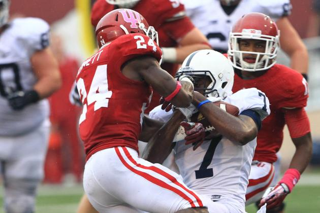 If Penn State Can't Score on Indiana, It Will Be a Tough Road in Big Ten