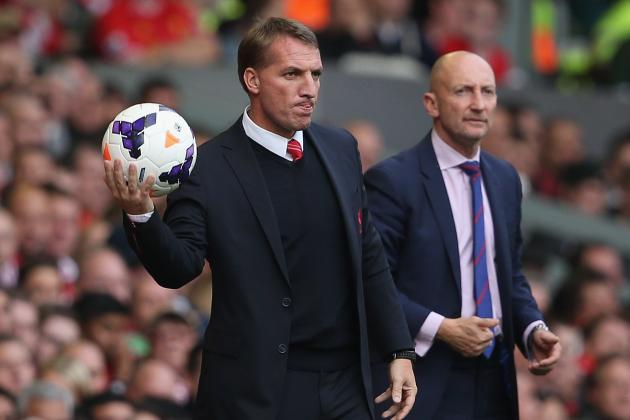Brendan Rodgers Right to Urge Improvement as Liverpool Go Top of Premier League