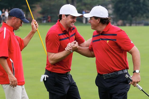 Presidents Cup 2013 Results: Breaking Down Early American Victories from Day 3