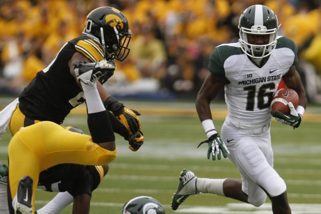 Michigan State Dominates Iowa in Second Half En Route to 26-14 Victory