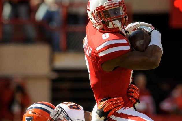 Abdullah Helps Huskers Rumble Past Illinois