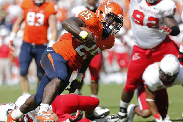 Virginia Falls at Home to Ball State