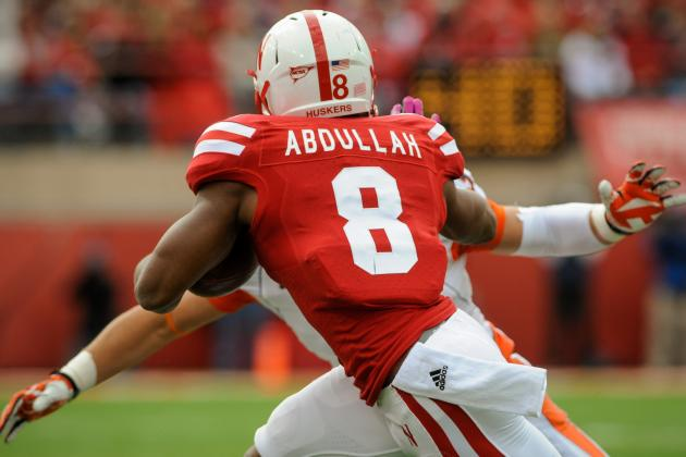 Ameer Abdullah, RBs Proving Nebraska's Offensive Identity Is on the Ground