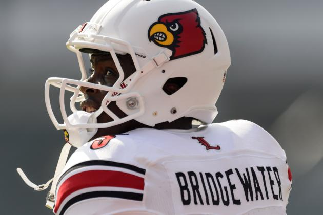 Teddy Bridgewater's Updated 2014 NFL Draft Stock After Win vs. Temple