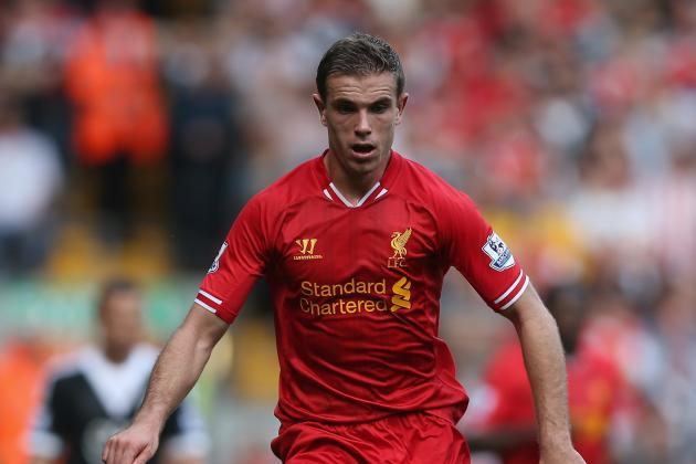 Liverpool V Crystal Palace: Energetic Jordan Henderson Sets the Tone