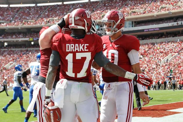 Alabama Football: Tide Finally Plays Complete Game in Blowout Win