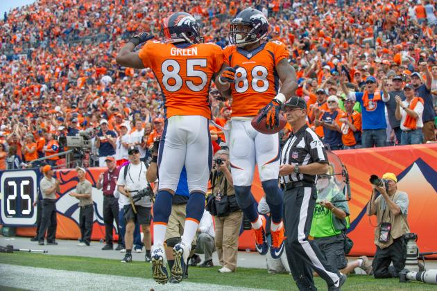 Are the Denver Broncos Too Good to Be Beaten by Their Remaining Schedule?