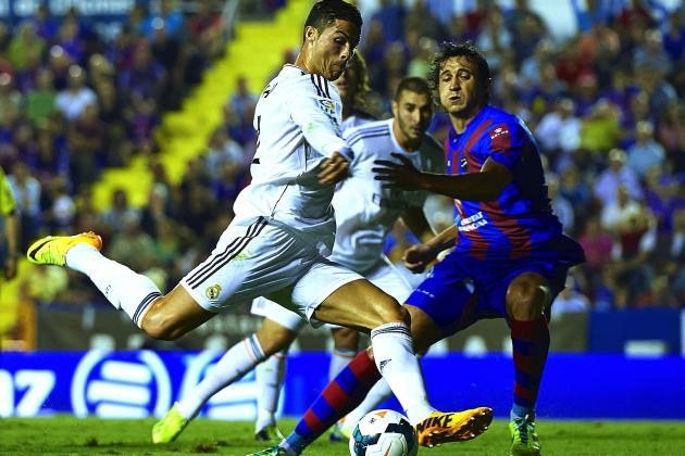 Levante vs. Real Madrid: Score, Grades and Post-Match Reaction
