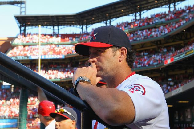 Matheny Likes Lineup's Look, Even vs. Lefties