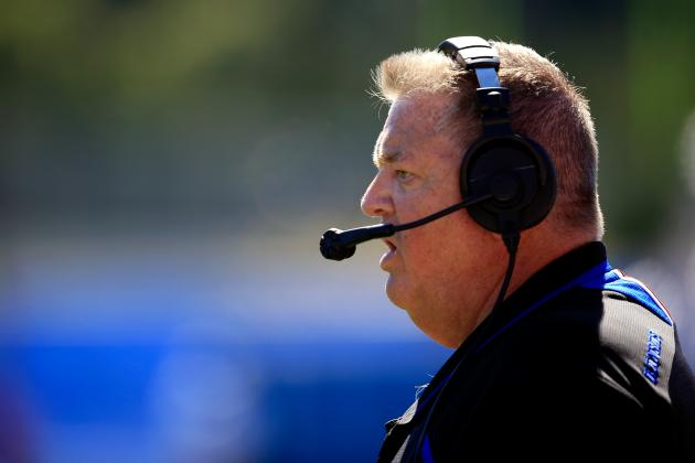 Lou Holtz Takes Unnecessary Shot at Charlie Weis for Kansas' Fake Punt Call