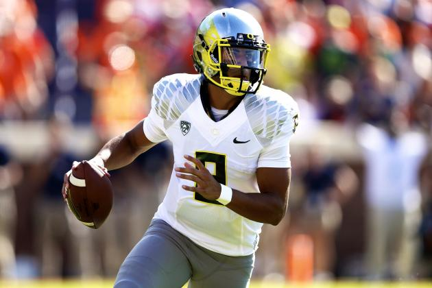 Oregon vs. Colorado: Live Score and Highlights