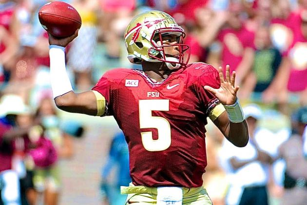 Jameis Winston Delivers Heisman Moment in Blowout of Maryland