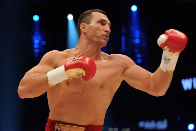 A Fight to Stay Awake: It's Hard to Love Heavyweight Champion Wladimir Klitschko