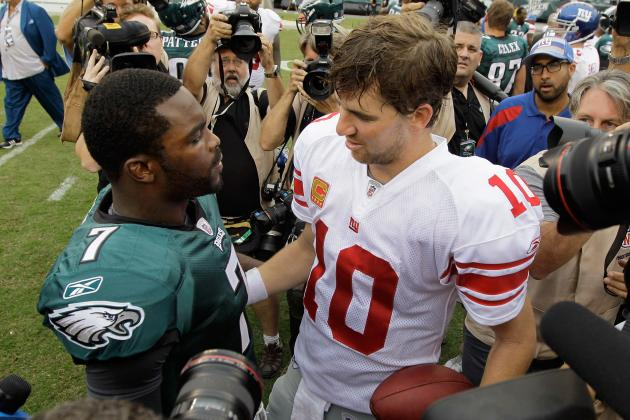 Eagles vs. Giants: Keys to Division-Shaping NFC East Showdown