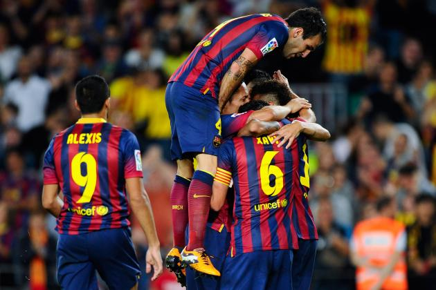 Barcelona vs. Valladolid: Score, Grades and Post-Match Reaction