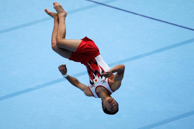 Gymnastics World Championships Results 2013: Recap of Saturday's Action