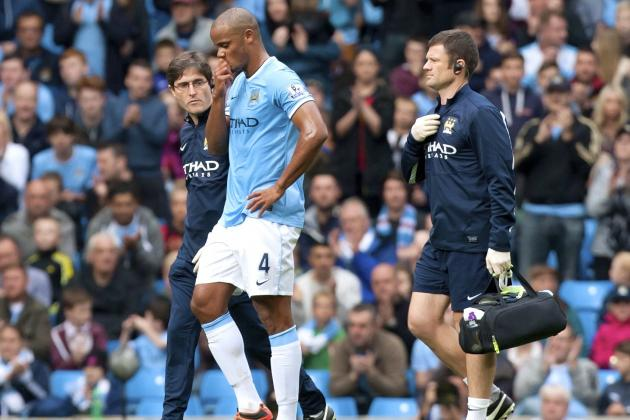 Vincent Kompany Injury: Updates on Manchester City Star's Status, Return Date