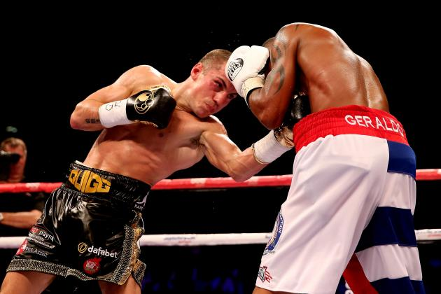 Quigg vs. Salinas: Winner, Scorecard and Analysis