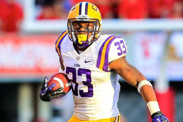 LSU vs. Mississippi State: Live Score and Highlights