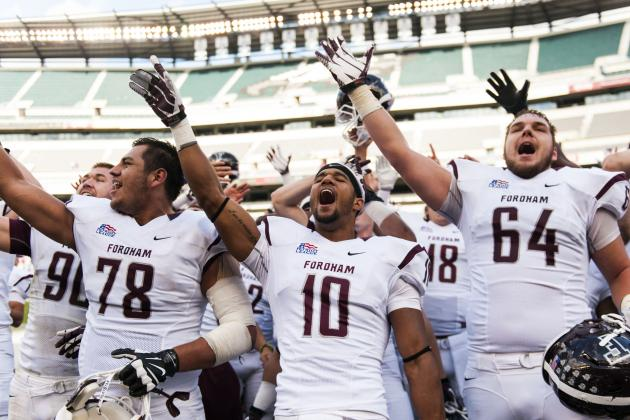 FCS College Football: Fordham Gains Playoff Relevance with Lehigh Win